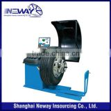 China factory price nice looking bead breaker truck wheel balancer