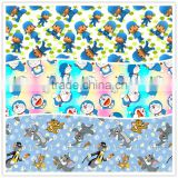 100 cotton baby terry cloth fabric,custom digital print terry fabric