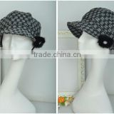 Pattern Knitted hats for GIRL