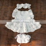 2015 Crochet knitted fashionable baby suits                                                                         Quality Choice