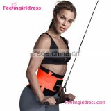 Latest design large stock belly tightened burner belt slim belly belt