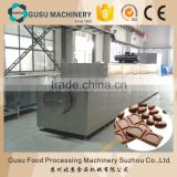 oversea wholesale supplier of chocolate bean double roller machine