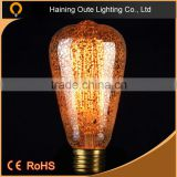 Wholesale price retro vintage edison bulb light e27 Incandescent bulb st64 g80 a19 filament bulb home decoration