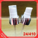 plastic treatment cream pump,24mm plastic lotion pump,aluminium lotion pump 24/410,plastic dispenser lotion pump