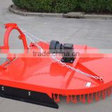 tractor use flail mower/ verge mulcher for garden/lawn mower