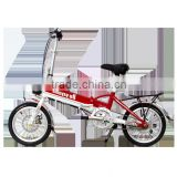 China Factory Price Best-selling Cheap Folding Electric Bike