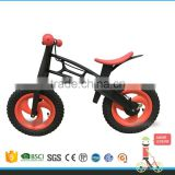 2016 best gifts baby walker kids scooter racing bike mini bicycle running bike kids bike frame