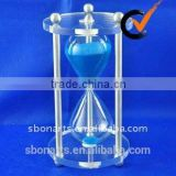 30 minutes arcylic hourglass/sand timer/sand clock