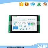 "China manufacture 4.3 "" industrial tft lcd serial interface module 480 x RGB x 272 LCD display screen for machinery instrument"