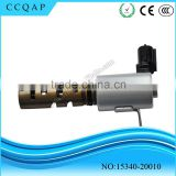 OEM#15340-20010 Buy auto denso parts camshaft timing oil control valve assy from China wholesale market