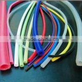 Processing customized various color High and low temperature resistance of silicone rubber tube of various USES silicone tube