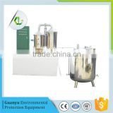 industrial automatic double distillation pure water distiller treatment equipment systems