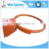china factory solid steel basketball hoops with net