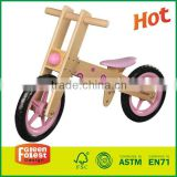 12inch Kids Balance Wooden Bike