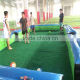 Inflatable foot ball pool ball table, snookball table and billiard soccer ball snook balls