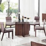 2015 latest modern price of plastic dining table/ dining table set/ extendable dining table