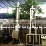 TOP EOS Series Oil Purifier for recycling Used Engine Oil/Waste Motor Oil, Car Oil Distillation Column