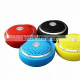 promotion gifts portable sports Bluetooth speakers with keychain, out door sports peakers
