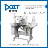 Double needle automatic sewing pocket decorative stitching machine DT 2210DH-ADN
