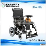 KAREWAY Folding Wheelchair Power Wheelchair Motor Hot Sale KJW-805