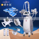 Beauty Salon Equipment Sell To Dubai With Double Cavitation/Low Level Laser Therapy/Vacuum Roller