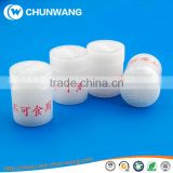 Silica Gel Desiccant Canister for Dietary Supplement Packaging