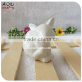 Factory Price Ceramic Crafts Easter Bunny, Ceramic Rabbit, Decorative Easter Rabbits for sale