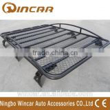 Aluminum or Steel Roof Luggage Rack Trademan Half Frame Roof Rack