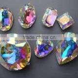 AB color crystal fancy stone