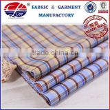 bamboo fiber check shirt fabric products wholesale for 2015 new desgin gingham check fabric