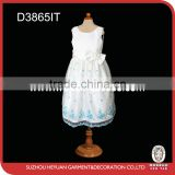 2015 the new girls dress D3865IT