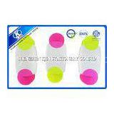 Double Colors Fluorescent Water Color Pens / Watercolor Brush For Kids Drawing