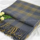 Wool Blankets Plaid