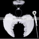 Wholesale sexy angel feather wing fashion butterfly wings for kids