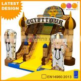 Chinese supplier best selling products Egypt super slide inflatable high slide toy for sale