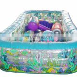 inflatable kids playpool,ball pool