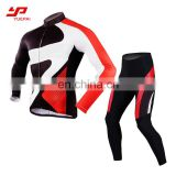 Sublimated custom Print Short-Sleeve digital printing specialized bicycle clothing for men