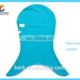 Solid beach Sunscreen facekini, swimwear beachwear fashion wear