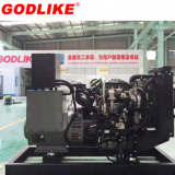 300kVA Open Type  Diesel Generator Set 60Hz EPA Option