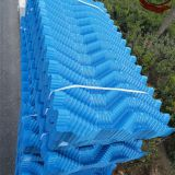 100% Virgin Pp Pvc Cpvc Cooling Tower Fill Film Fill Cooling Tower High Temperature Resist