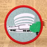 House Embroidered Patches