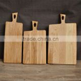 Custom Engraved Logo Oak Wood Chopping Boards,Wooden Chopping Block