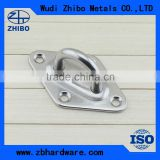 Wholesale high quality Marine hardware stainless steel Diamond eye plate