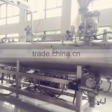 Large-scale Belt Continuous Vacuum Belt Dryer With Multifunction For Vegetables Or Fruit