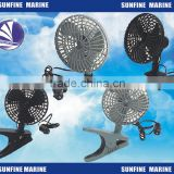 New! Car fan, boat fan, clip-on Car Auto Fan Air Vent Cool Cooler Ventilation System Radiator