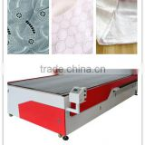 manufacturer CO2 wood,leather,fabric,pvc cutting bed