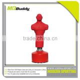 Martial arts equipment free standing boxing man punching bags