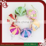 Christmas Onion Shape Hanging Decoration Natal Balls Navidad Craft Supplies Christmas Ornament