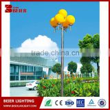 Best Design Garden Lighting Pole Light With Street Light Pole Making Machine