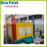 Cute blue inflatable castle bouncer, bouncy castles for hire,inflatable castles for fun,bouncy castles